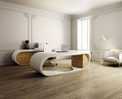office floor design. Home Interior Lamps Elegant Wooden Floor Unique Office Desk Modern Mercial Design