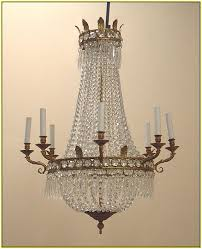 stunning antique crystal chandelier appraisal french empire inside design 12