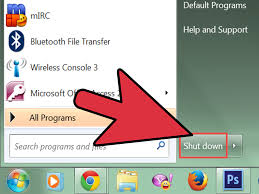 Turn Off Computer How To Turn Off The Dell Inspiron 15 6 Steps With Pictures