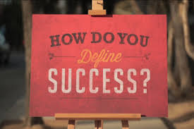 Define Success In Your Career The Definition Of Success