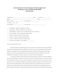 Fun Cosmetology Cover Letter 16 Sample For Cosmetologist Cv