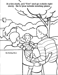 Small Picture Being Safe Coloring PagesSafePrintable Coloring Pages Free Download