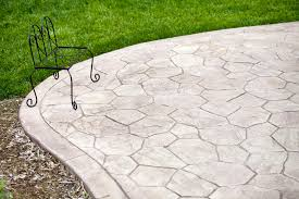 Use Concrete Pavers for Easy Patios