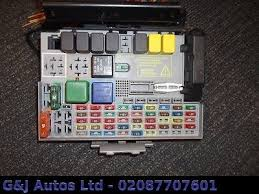 vauxhall zafira fuse box diagram vauxhall t6 genuine vauxhall zafira fuse box pn gm 24431677 gm 24412497 on vauxhall zafira fuse box
