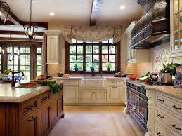 White French Country Kitchen Eccentric French Country Kitchen With Awesome Furniture