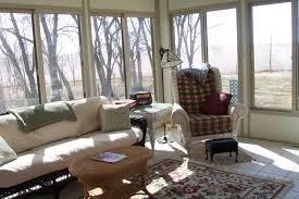 comfortable sunroom furniture. interiorcomfortable sunroom interiors classy design with glass front door ad cream leather comfortable furniture