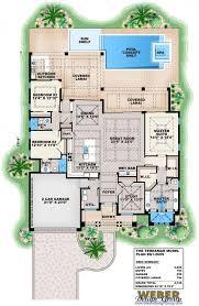 terramar custom home floor plan
