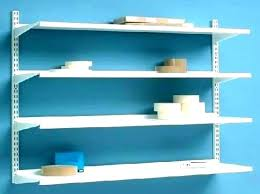 office wall mounted shelving. Office Wall Shelving Systems For Home Mounted .