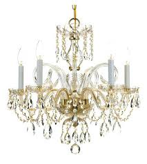 cl traditional crystal 5 light inch polished brass chandelier ceiling in spectra chain chandeliers