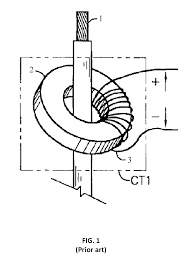 Patent us8847573 acdc current transformer patents drawing mil spec capacitors start capacitor