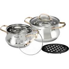 <b>Набор посуды Stahlberg 6</b> предметов (1001454764) купить в ...