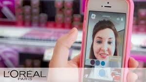 virtually makeup app tutorial makeup genius l oreal l oréal paris usa