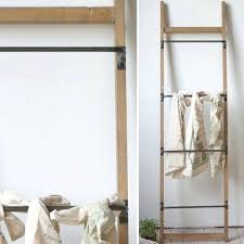 ikea towel rack ladder metal and wood ladder wall rack ikea towel rail ladder