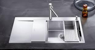stainless steel kitchen sinks top mount