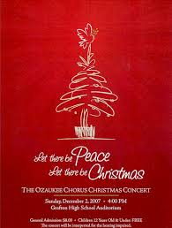 Christmas Concert Poster 40 Appealing Christmas Poster Designing Ideas All About Christmas