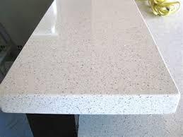 quartz countertops white sparkle