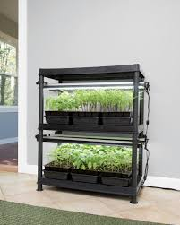 Stack N Grow Led Light System Base Unit Gardeners Supply