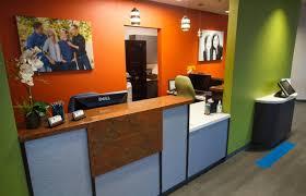Nalchajian Orthodontics Clovis CA Dental Office reception front