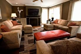 Orange Living Room Accessories Teal And Orange Living Room Decor Makuranopresscom