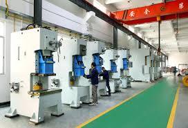 Stamping Press Design High Performance Basic Machine Metal Press Machine Sheet