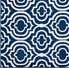 transitional moroccan trellis area rug blue and ivory mediterranean area rugs by ladder