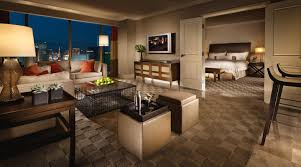 Las Vegas Hotels Suites 3 Bedroom Sky View Suite Mandalay Bay