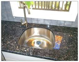 granite undermount
