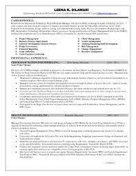 Sample Change Management Cover Letter Proyectoportal Com