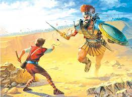 David and Goliath's dynamics of success | Daily News