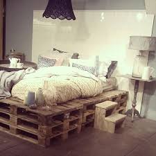 used pallet furniture. 9 Ways To Create Bed Frames Out Of Used Pallet Wood - Furniture Like This