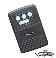 garage door opener remotePulsar Gate and Garage Door Opener Remote Transmitter  Garage