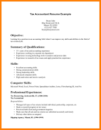 Entry Level Accounting Job Resume Sample For Writing An Accounting Resume Objective Entry Level 93
