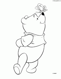Winnie The Pooh Kleurplaten Printen