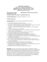 Gallery Of Harvard Business School Resume Book Best Resume