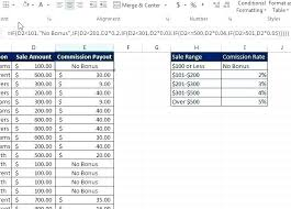 Excel If Statement Multiple Conditions Excel Multiple If And