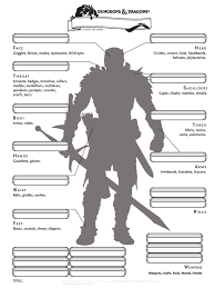 dungeons and dragons character sheet online d d 5e alternate character sheets