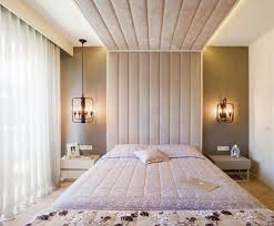 Interior design bedroom modern Royal Accent Wall And Ceiling Designs Accent Walls Add Character To Modern Bedrooms Lushome 15 Modern Bedroom Design Trends And Stylish Room Decorating Ideas