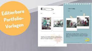 Portfolios In Kindergarten Und Krippe Infos Beispiele Und Pdf Vorlagen