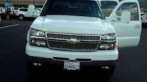 2006 Chevrolet Silverado 3500 Dually White - Art Gamblin MotorsTim ...