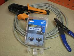 how to terminate a cat 5 cable 6 steps pictures show all items in order to successfully terminate your cat 5 cable