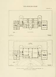 american home builders floor plans lovely the american house being a collection of illus of american