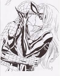 Small Picture Spiderman and Black cat by Skiller008 on DeviantArt