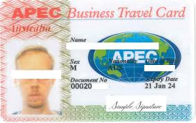 Apec Business Travel Card Wikipedia