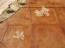 Stamped Concrete Kitchen Floor Painted Concrete Floors Image Of Painted Concrete Floors Home