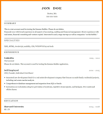 Linkedin Resume Linkedin Resume 13 Linkedin On Resume How To Make A