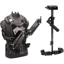 FLYCAM Galaxy Arm and Vest Kit with Redking Camera FLCM-GLXY-RK