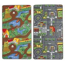 childrens play rug city plan and farm life dual play mat x ikea childrens rugs play