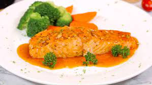 3 cách làm cá hồi nướng thơm béo mềm ngon cực hấp dẫn