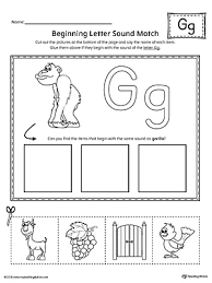 Our free phonics worksheets are colors, simple, and let kids understand phonics in a natural way through fun bingobonic phonics has the best free phonics worksheets for esl/efl kids! Preschool Alphabet Printable Worksheets Myteachingstation Com