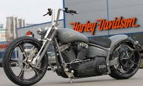 harley davidson finds home in the bronx with new trademark